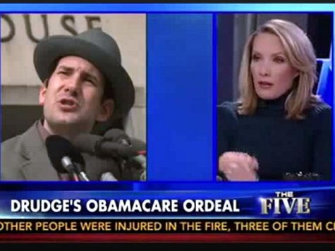 Fox News Channel's 'The Five': Drudge Did Right Thing