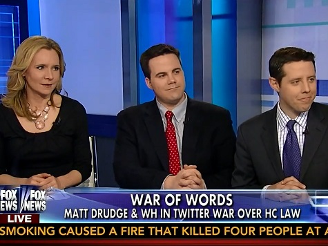 Rick Klein: Drudge 'Was Right'; AB Stoddard on the White House: 'Not Good to Use the Word 'Liar''