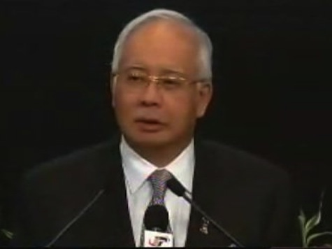 Malaysian Prime Minister: Flight MH370 Ended in Indian Ocean