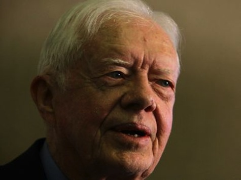 Carter: Catholics, Southern Baptists Cherry-Picking Scripture Inspiring Abuse of Women Worldwide