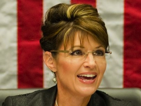 Sarah Palin on Hillary Run: 'I Would Like to See More Women Run for Higher Office'