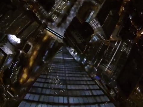 Watch: Two Men BASE Jump Off NYC's Freedom Tower