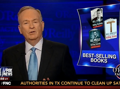 O'Reilly: Can't Confirm Jesus Said 'Father Forgive Them for They Know not What They Do' on the Cross