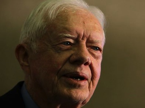 Jimmy Carter: Obama May Be Too Embarrassed to Champion Black Causes