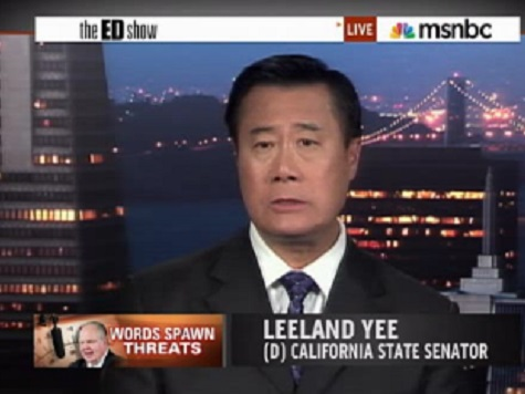Watch: That Time Indicted CA State Sen. Leland Yee Appeared on MSNBC to Criticize Rush Limbaugh