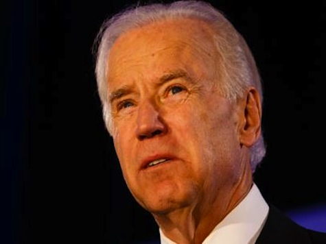 Biden in New Hampshire: I'm Here About Jobs, Not Mine
