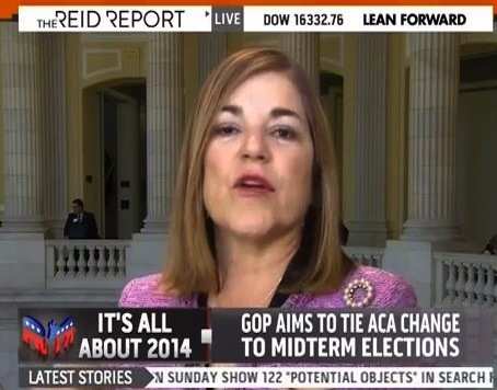 Dem Rep Sanchez Acuses GOP of Systematically Lying to Discourage Americans from Getting Health Care