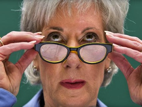 Sebelius, White House Advisers Face Media Pushback Over Claims ObamaCare Deadline Delay 'Not an Extension'