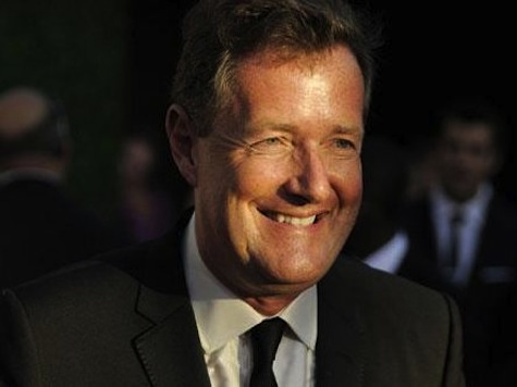 Piers Morgan Hammers the 'Scourge of Gun Violence' As America's 'Disease' in Sign-Off