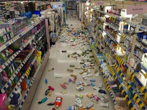5.1-Magnitude Earthquake Shakes LA Area