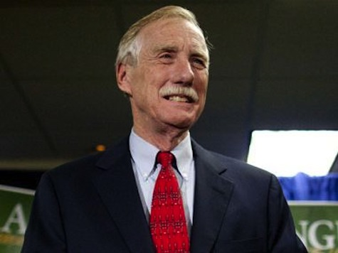 Angus King: No Such Thing As ObamaCare