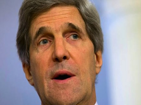 Kerry, Lavrov Agree: Diplomatic Solution Needed