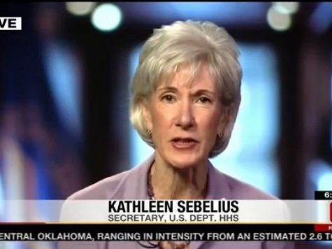Sebelius Rendered Speechless After Hearing Oklahoma's Opposition to ObamaCare