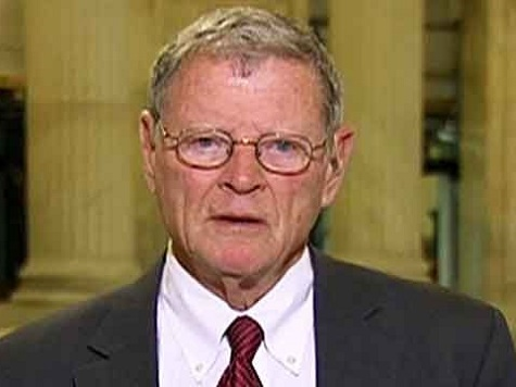 Inhofe Warns Georgia, Moldova Next for Russia; Attacks Obama for Eliminating Weapon Systems