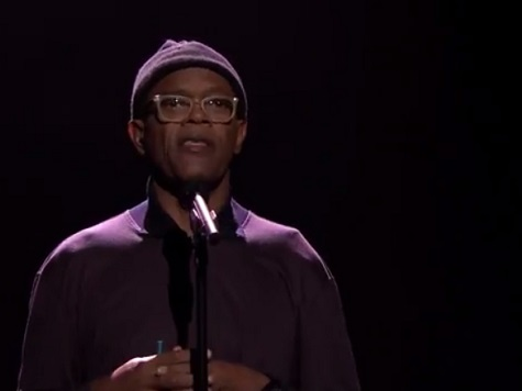 Samuel L. Jackson Performs 'Slam Poem' About 'Boy Meets World'