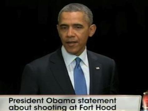 'We Are Heartbroken' President Obama Statement On Fort Hood Shooting