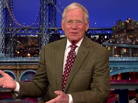 David Letterman Announces His Retirement from CBS's 'Late Show'