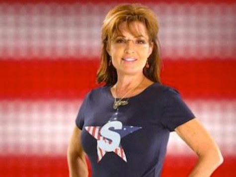Sarah Palin Discovers 'Amazing America' by Dog Sled