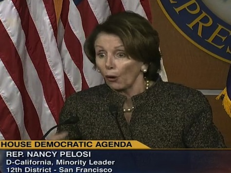 Pelosi: SCOTUS Campaign Donations Ruling 'An Existential Threat to Who We Are'