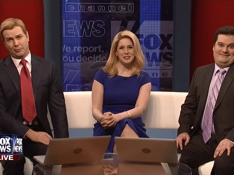 SNL Spoofs 'Fox & Friends' and Neil DeGrasse Tyson