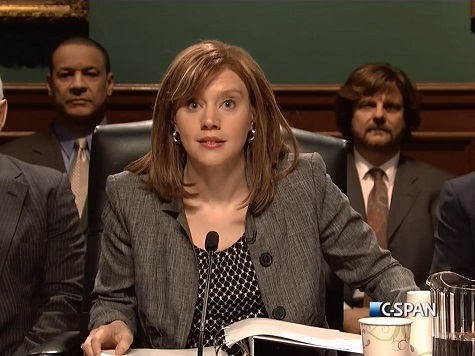 SNL Cold Open Mocks GM CEO Mary Barra's Congressional Testimony