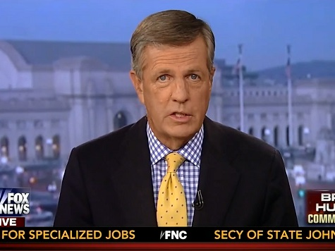 Brit Hume: Obama Has Lots of 'Political Audacity' to Use Gender Pay Gap as Political Issue