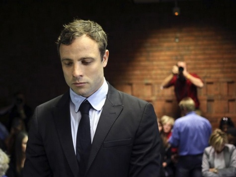 Athlete Pistorius Sentenced to Five Years Imprisonment