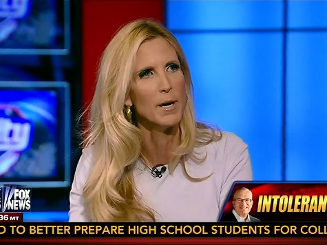 Coulter on Backlash Aimed at Mozilla CEO: Liberals 'Aren't Winning by Changing Minds of Americans'