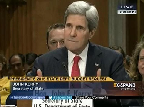 Kerry: Won't Hesitate to Use 21st Century Tools to Hold Russia Accountable for 19th Century Behavior