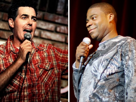 Tracy Morgan, Adam Carolla Rail Against Political Correctness in Comedy, Modern Sitcoms