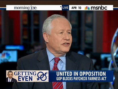 Bill Kristol Takes on Mika Brzezinski's Equal Pay Crusade: 'Not in the Top 20 Problems'