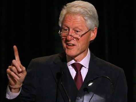 Bill Clinton On Civil Rights: Current Divisions Are Putting Us Back in the 'Dustbin of Old History'