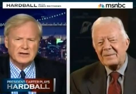 Jimmy Carter: US Shouldn't Bomb Iran Even If They Get a Nuclear Weapon