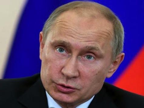 Putin Threatens Europe with Natural Gas Supply Shutdown over Ukraine