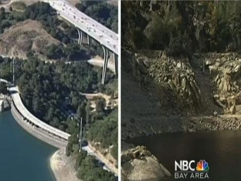 Hetch Hetchy Reservoir Losing Water to Drought