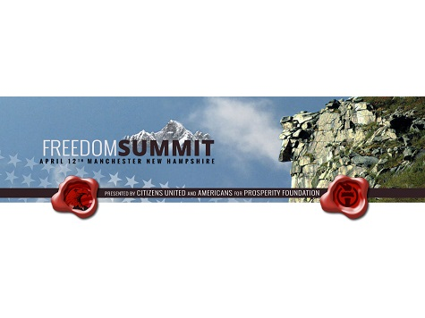 Watch: Live Stream of the New Hampshire Freedom Summit