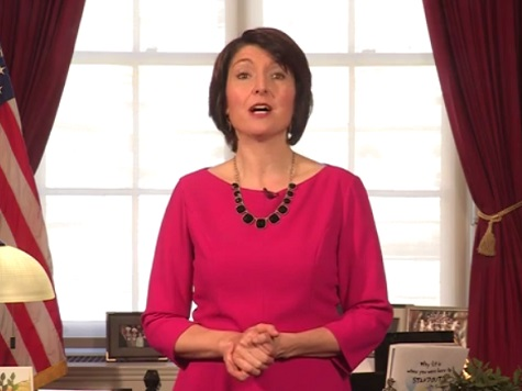 GOP Weekly Address: It's Not Just 'About Equal Pay,' Its About 'a Better Life'
