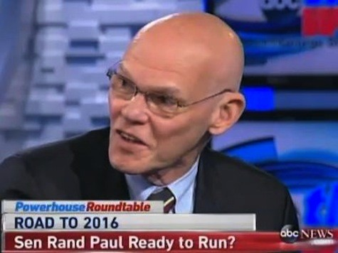 James Carville: Republicans Have to Beat Hillary Clinton in 2016 or the GOP Will Be Extinct