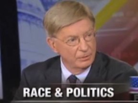 George Will: The Obama Administration's Constant Claims of Racism Are Becoming a Joke