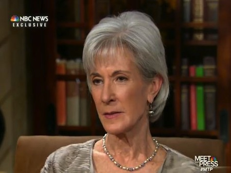 Sebelius on Resignation: It Was Pretty Clear Staying 'Wasn't an Option'