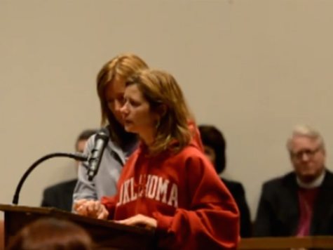 Daughter and Mother of Victims Speaks at Prayer Vigil After Overland Park Shootings