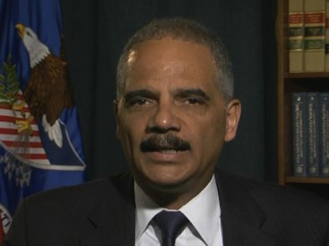 Holder Uses Ft. Hood, Kansas Shootings to Urge Congress to Approve $15M for Active Shooter Training