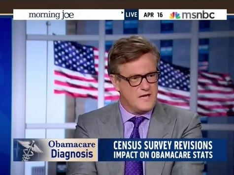 'Morning Joe' Mocks Obama Administration for Changes to ObamaCare Census Questions