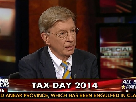 George Will: Americans 'Should Feel Ashamed of Themselves for the Decadence of Our Democracy'