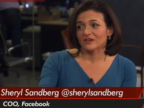 Facebook COO: 'I'd Love to See Hillary Clinton Be President'