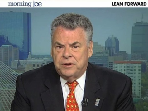 Peter King: Rand Paul Would Be a 'Disastrous' President, Not Capable of Intelligent Debate