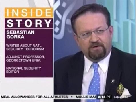 Breitbart's Sebastian Gorka Discusses Disbanding NYPD's Zone Assessment Unit on Al Jazeera America