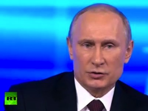 Putin: Obama Would Save Me from Drowning Even Though We Don't Have a 'Close Personal Relationship'