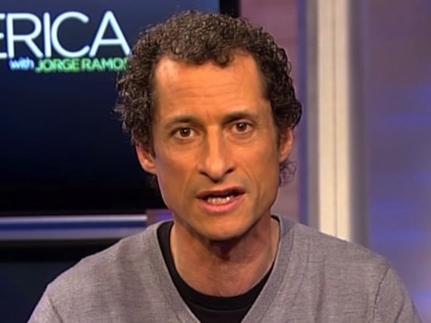 Anthony Weiner on Whether He is Still Sexting: 'I've Earned the Right to Say it's None of Your Business'