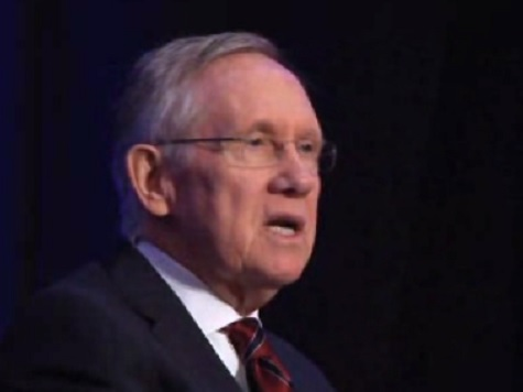 Harry Reid: Bundy Family, Supporters Are Nothing but Domestic Terrorists